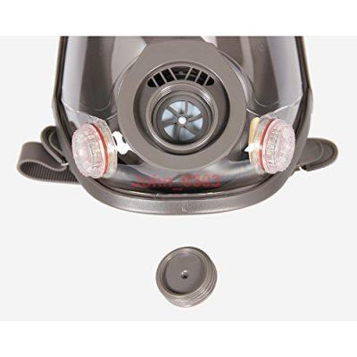 2-in-1-funzione-Full-Face-Flate-View-Facepiece-Respiratore-maschera-antigas-pittura-a-spruzzo-0-1