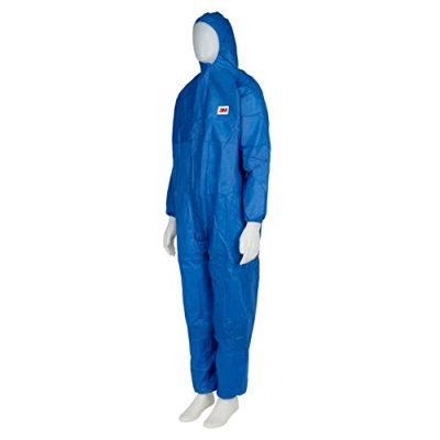 3M-4515-Indumento-di-protezione-56-SMS-Polipropilene-Blu-taglia-L-0-0