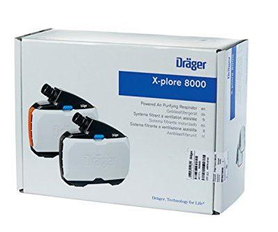Drger-X-plore-8500-ventilatore-filtro-dispositivo-0-1
