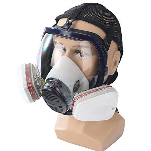 Umiwe-respiratore-Pieno-facciale-Maschera-Antigas-Respiratore-con-Protezione-per-Visiera-Cotone-filtrante-Respiratore-di-Sicurezza-Professionale-per-Vernice-Polvere-Prodotti-Chimici-0