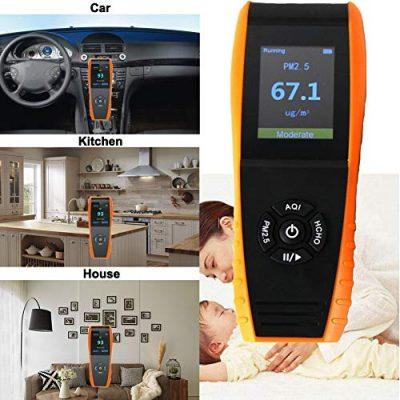 monitor-della-qualit-dellaria-professionale-di-temperatura-e-umidit-monitor-accurati-test-Formaldebyde-con-particelle-pm25PM10-HchoAqimisuratore-di-qualit-dell-aria-0-2